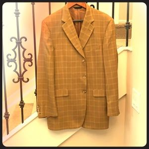 Burberry sport jacket so luxurious